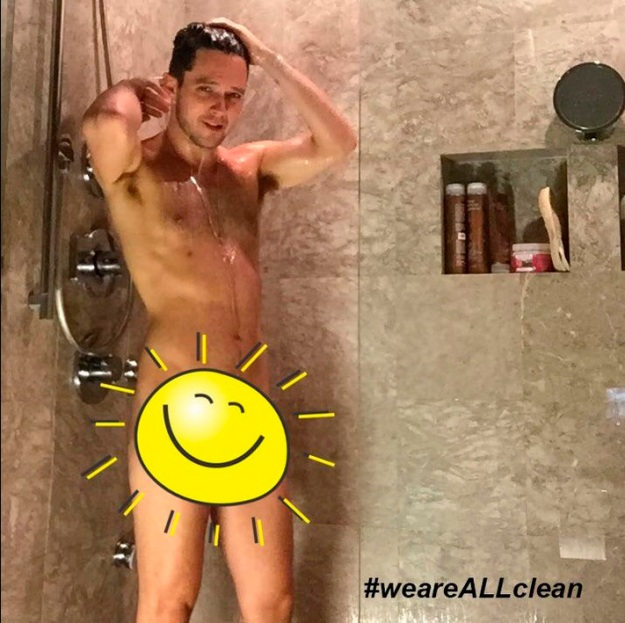 Eli lieb naked weareallclean